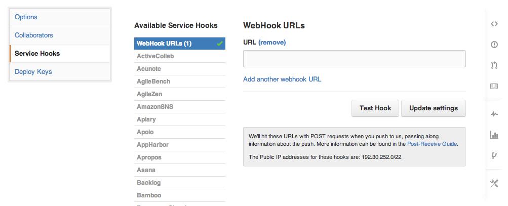 A Python GitHub Push WebHook Handler | PyTux